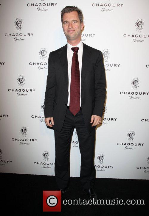 David Martinon Fashion Designer Gilbert Chagoury hosts his...