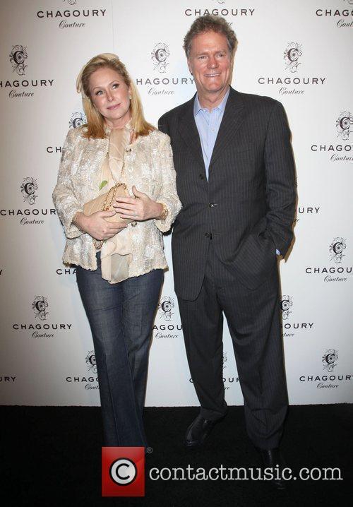 Kathy Hilton and Rick Hilton Fashion Designer Gilbert...