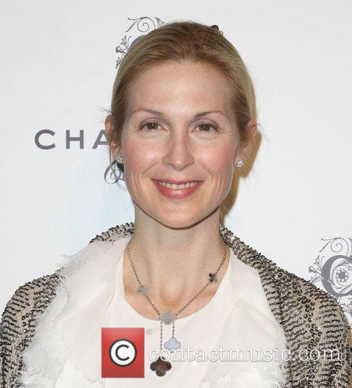 Kelly Rutherford Fashion Designer Gilbert Chagoury hosts his...