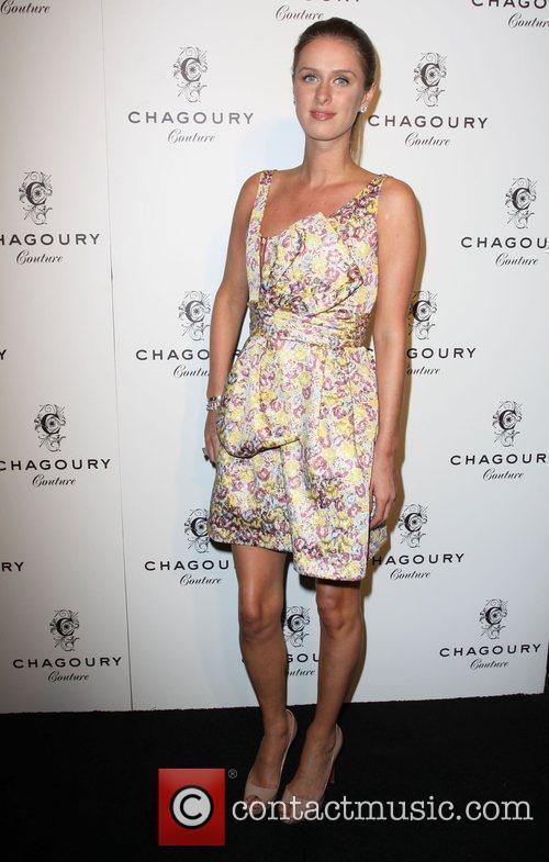Nicky Hilton Fashion Designer Gilbert Chagoury hosts his...