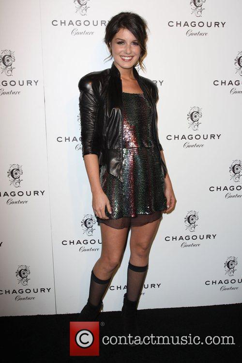 Shenae Grimes Fashion Designer Gilbert Chagoury hosts his...