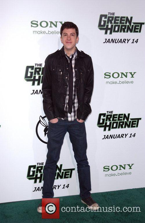 Christopher Mintz-Plasse Premiere Of Columbia Pictures The Green...