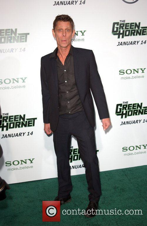 Jamie Harris Premiere Of Columbia Pictures The Green...