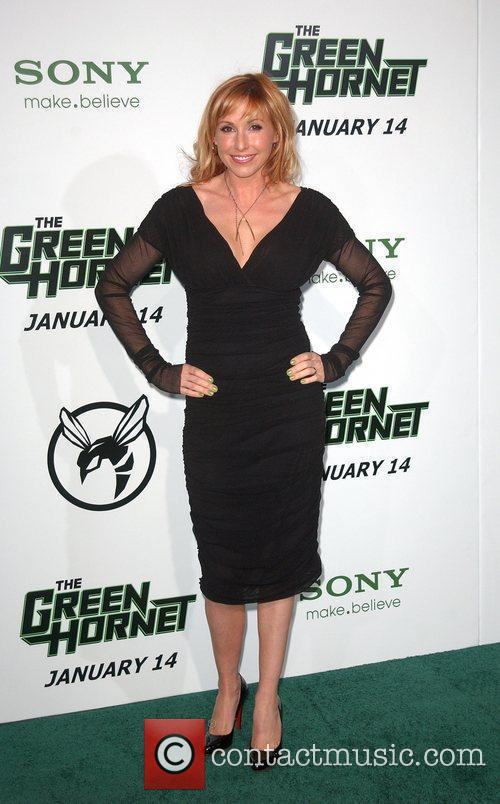 Kari Byron Premiere Of Columbia Pictures The Green...