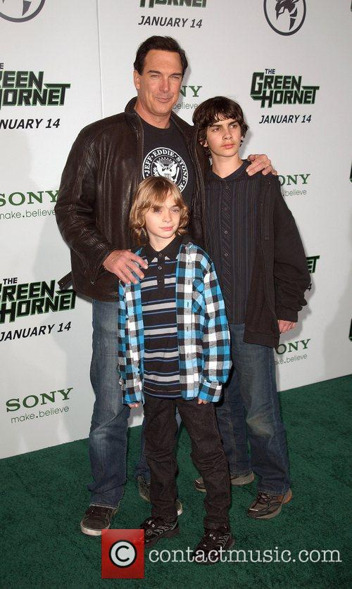 Patrick Warburton Premiere Of Columbia Pictures The Green...