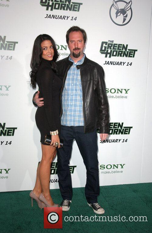 Tom Green Premiere Of Columbia Pictures The Green...