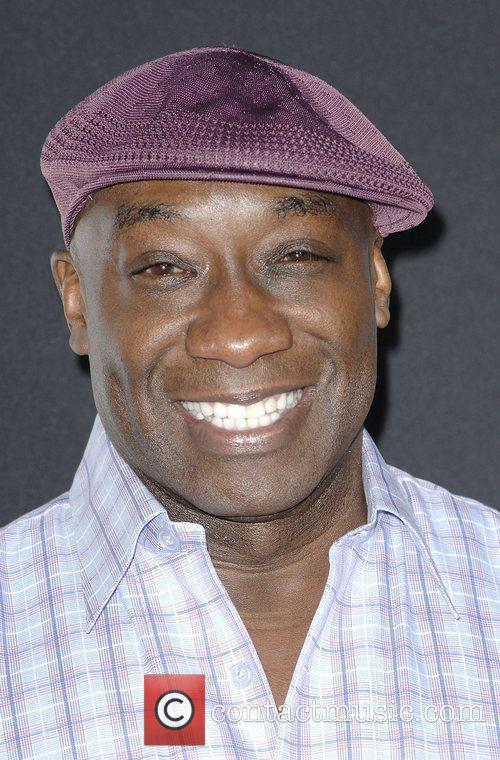 Michael Clarke Duncan  Premiere Of Columbia Pictures...