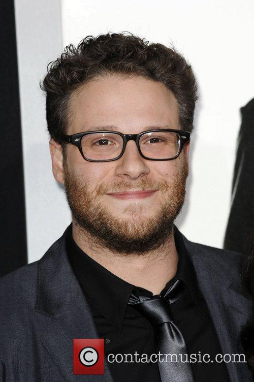 Seth Rogen  Premiere Of Columbia Pictures The...