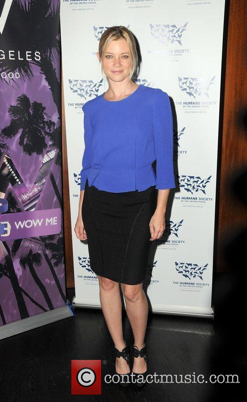 Amy Smart The HSUS Presents Rescue Paws...