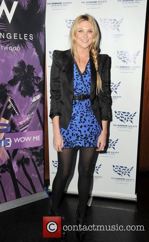 Stephanie Pratt from MTV's The Hills The HSUS...