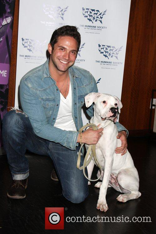 Brandon Barash  The HSUS Presents Rescue Paws...