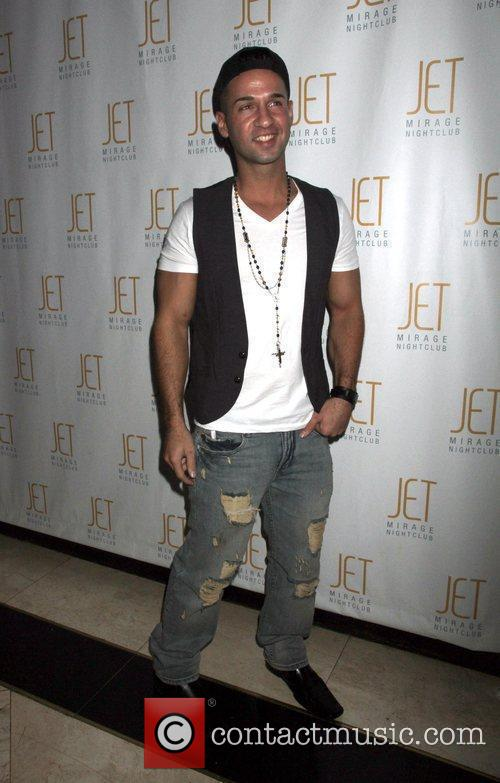 Of Jersey Shore host Friday night at JETnightclub...