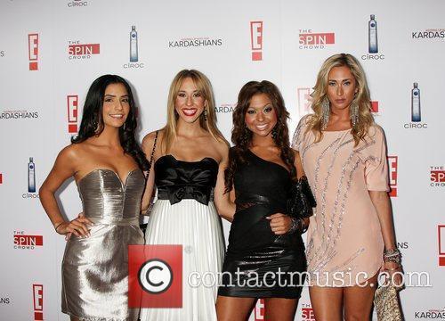 Erika Ledesma, Katie Mox, Summer Hill and Lauren...
