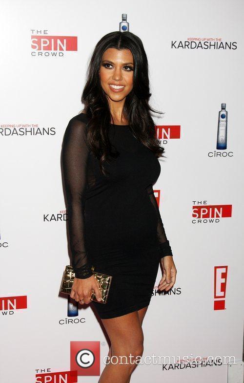 Kourtney Kardashian The Keeping Up With the Kardashians...