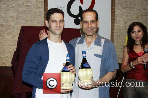Justin Bartha and Tony Shalhoub Lend Me a...