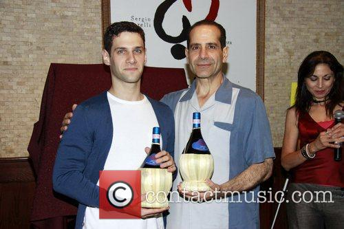 Justin Bartha and Tony Shalhoub 9