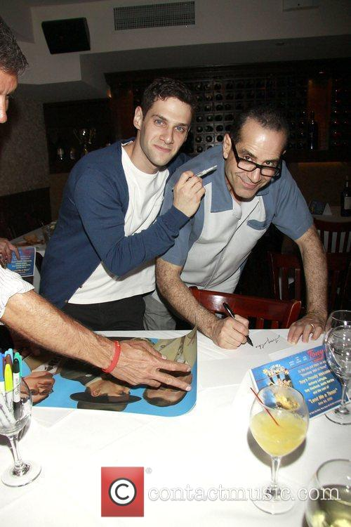 Justin Bartha and Tony Shalhoub 4