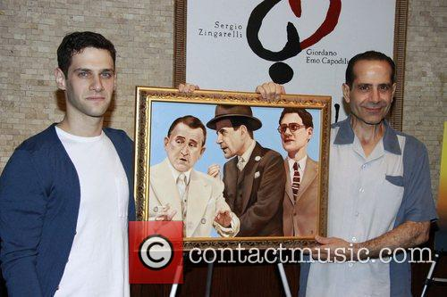 Justin Bartha and Tony Shalhoub 11