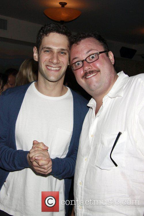 Justin Bartha and Jay Klaitz Lend Me a...