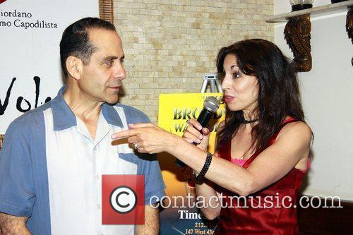 Tony Shalhoub and Valerie Smaldone Lend Me a...