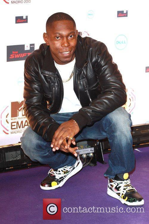Dizzee Rascal, MTV, MTV European Music Awards