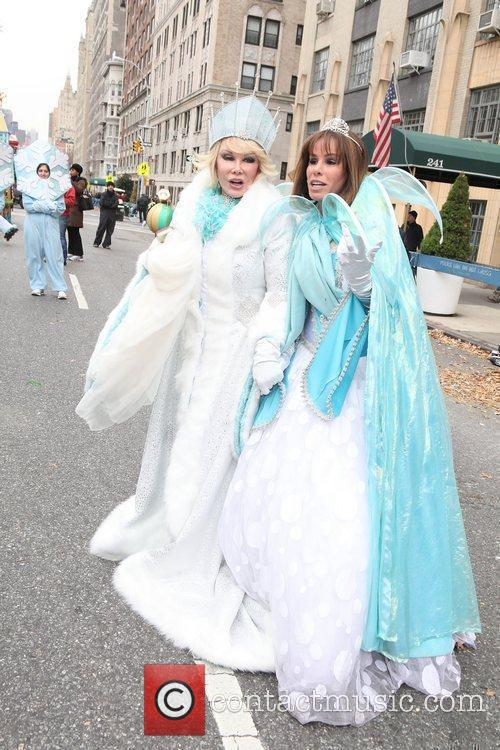 Joan Rivers and Melissa Rivers 4