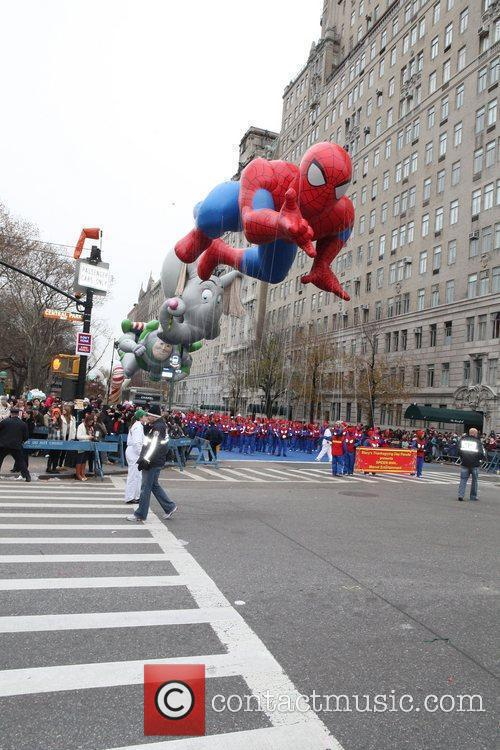 Atmosphere and Spider Man 11