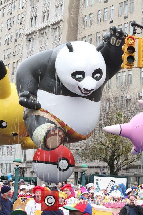 Atmosphere and Panda 3