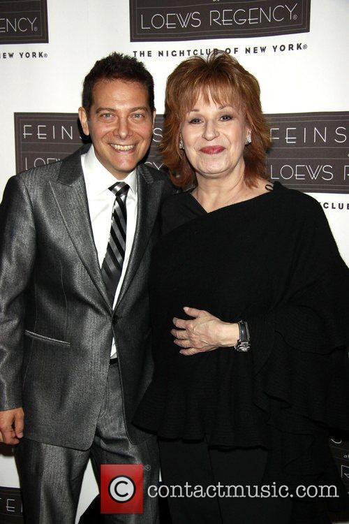 Michael Feinstein and Joy Behar 1