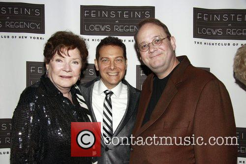Polly Bergen and Michael Feinstein