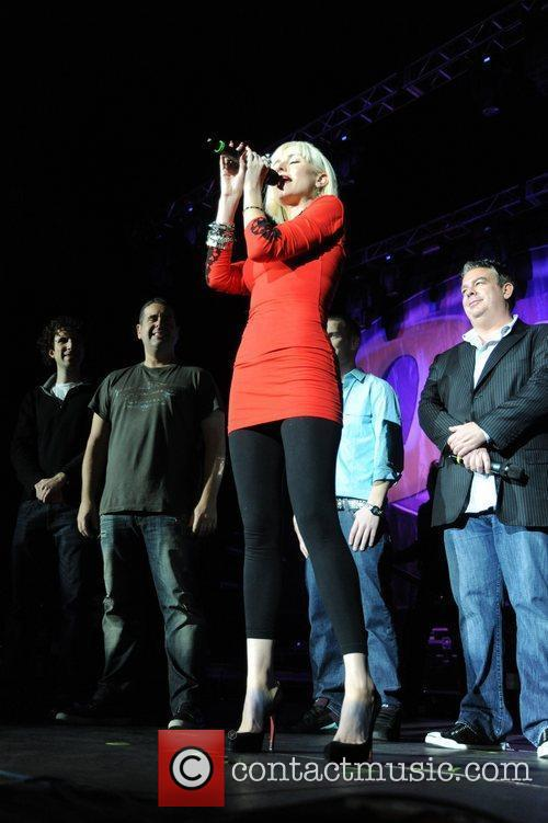 Matisse  The Q102 Jingle Ball at the...