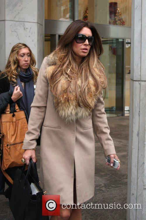 Rachel Uchitel, CBS, The Early Show