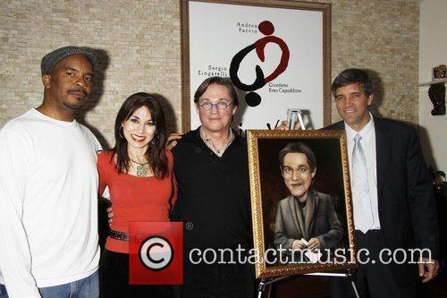 David Alan Grier, Valerie Smaldone, Richard Thomas, and...