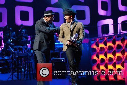 Bruno Mars  Soul Train Awards held at...