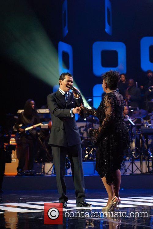 El DeBarge  Soul Train Awards held at...