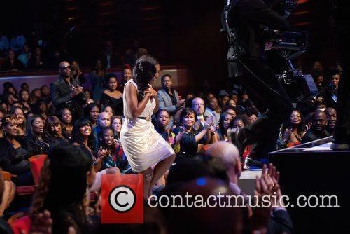 Melanie Fiona  Soul Train Awards held at...