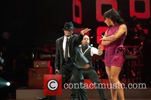 Ne-Yo Soul Train Awards held at the Cobb...