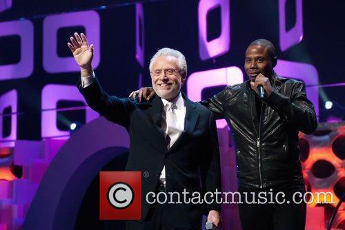 Wolf Blitzer, Doug E. Fresh Soul Train Awards...