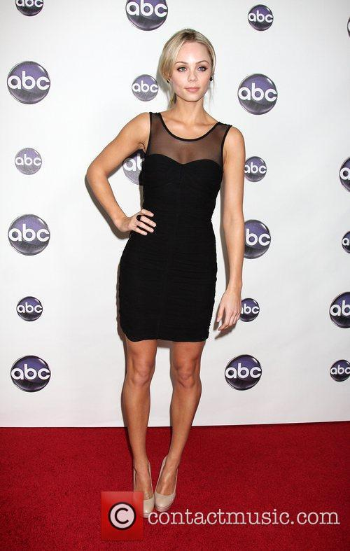 Laura Vandervoort The Disney ABC Television Group's TCA...