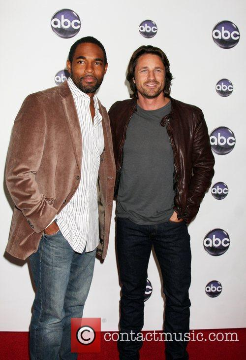 George Martin and Martin Henderson 4