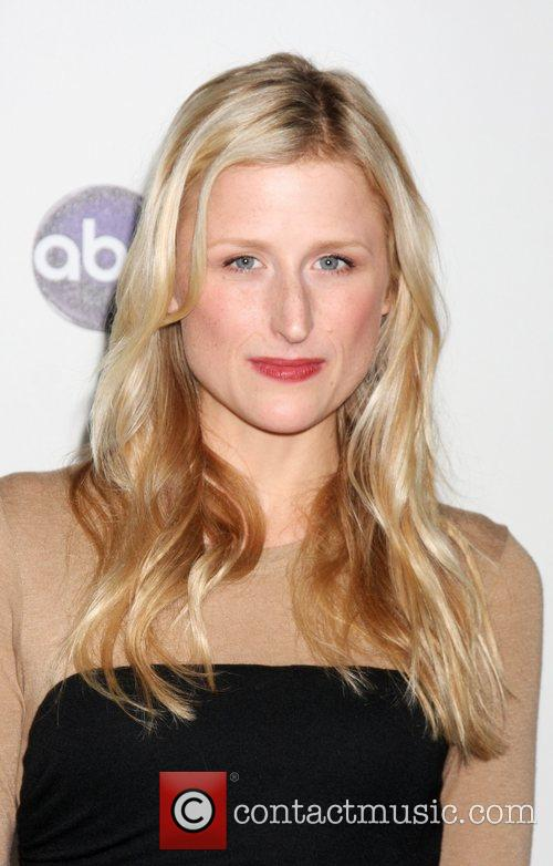 Mamie Gummer The Disney ABC Television Group's TCA...