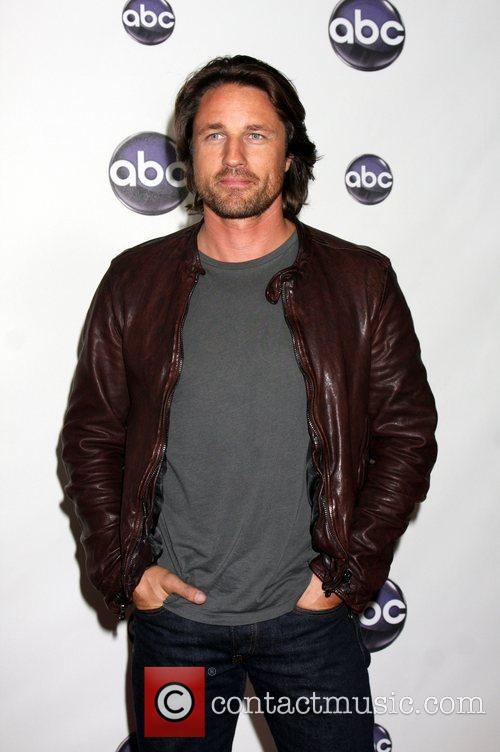 Martin Henderson The Disney ABC Television Group's TCA...