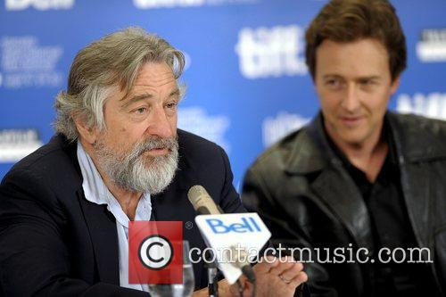Robert De Niro and Edward Norton 4