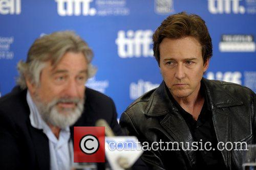 Robert De Niro and Edward Norton 3