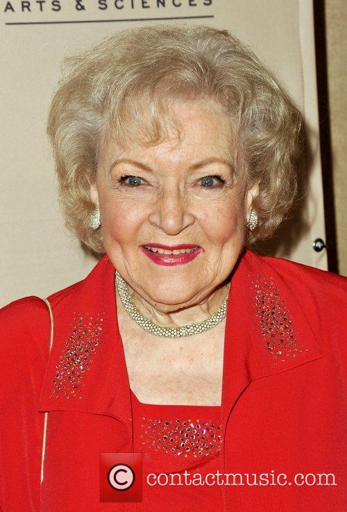 Betty White Academy of Television Arts & Sciences'...