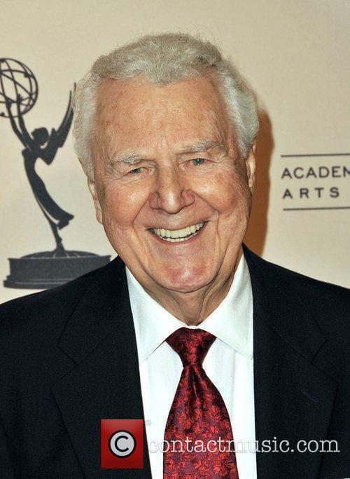 Don Pardo in 2010 at the Academy of Television Arts & Sciences' 19th Annual Hall of Fame Induction Gala