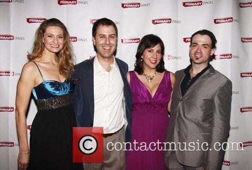 Sara Wordsworth, Russ Kaplan, Kristen Anderson Lopez and...