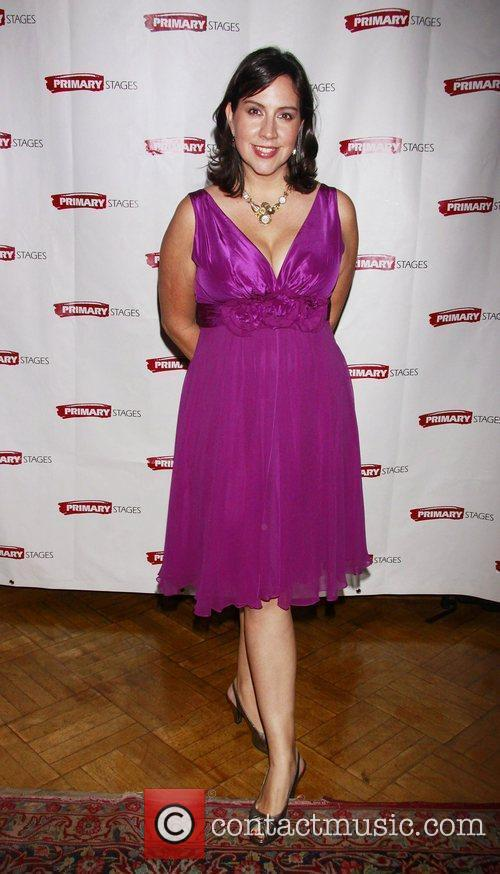 Kristen Anderson Lopez Opening night after party for...