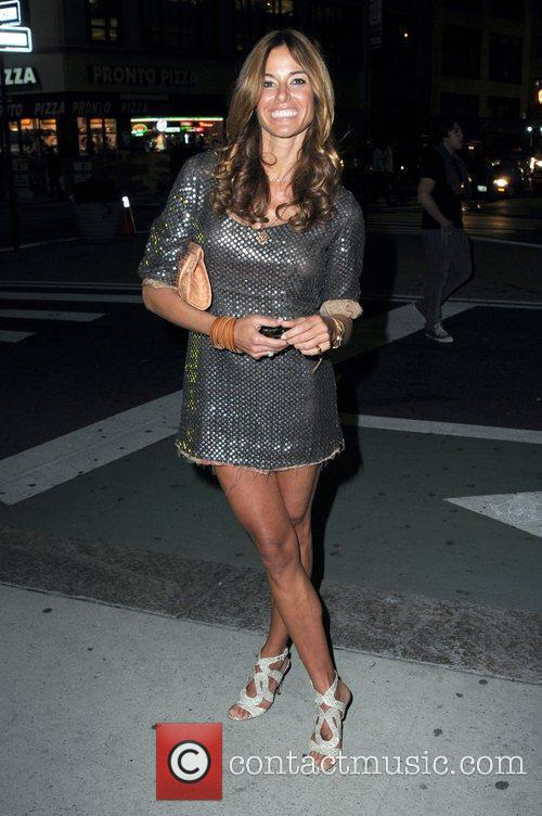 Kelly Bensimon the 9th annual 'Tulips & Pansies:...