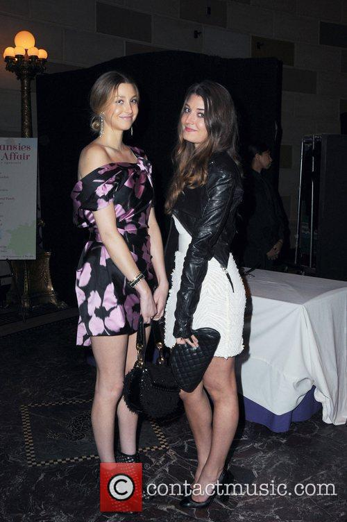 Whitney Port and Samantha Swetra the 9th annual...